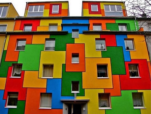 ColourfulHouse