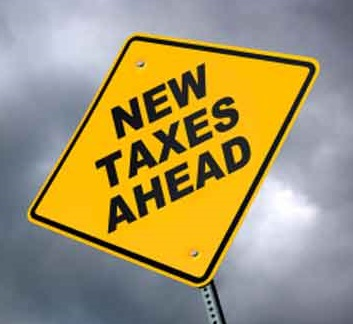 New-Taxes-Ahead