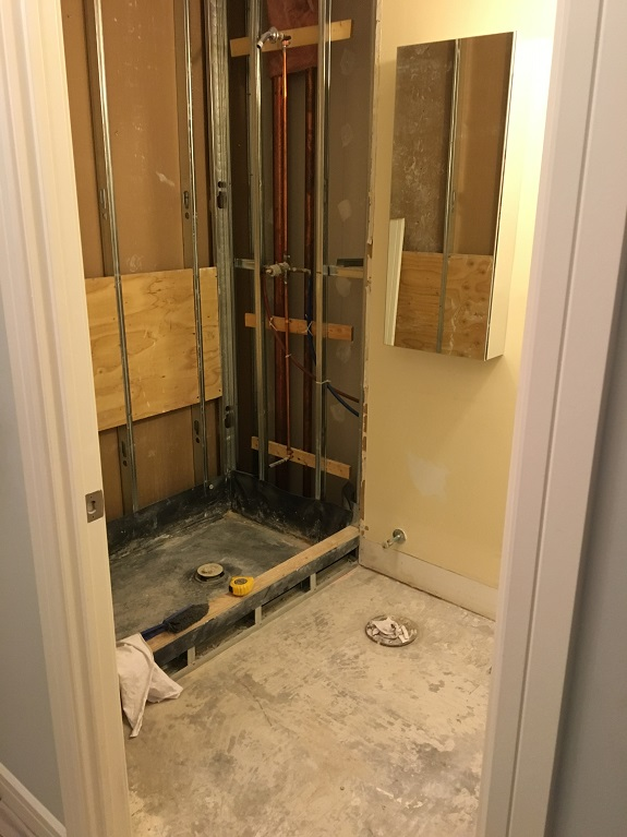 Bathroom - Day1