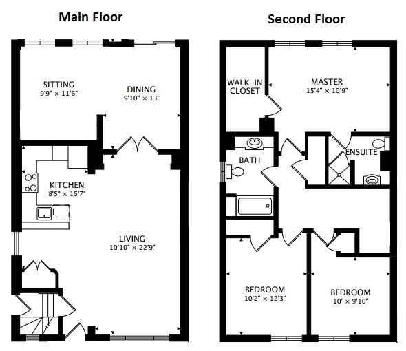 When A 3 Bedroom House Isn T Actually A 3 Bedroom House Toronto Realty Blog
